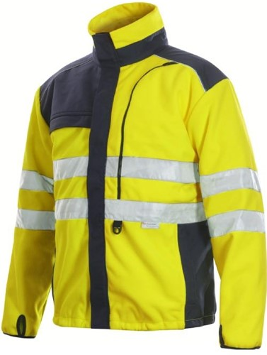 Projob 6302 ADV Fleecejas High-vis