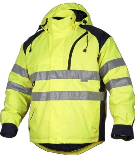 Projob 6405 Werkjas 3 IN 1 High-vis