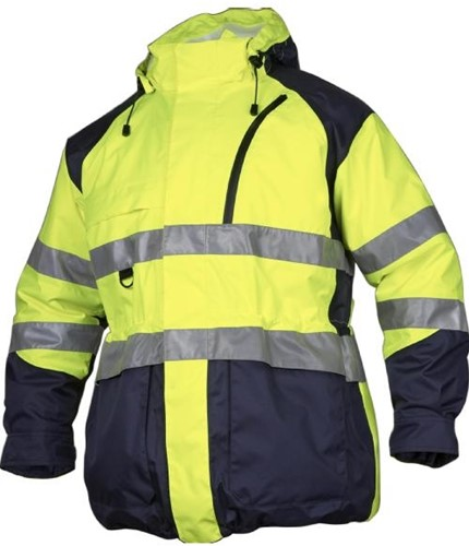 Projob 6406 Werkjas 6 IN 1 High-vis