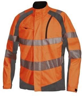 Projob 6409 Werkjas High-vis-Oranje-XS