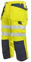 Projob 6510 3/4 Werkbroek High-vis