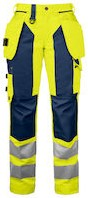 Projob 6519 Werkbroek High-vis Dames