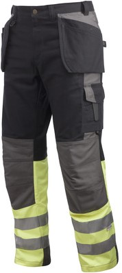 Projob 6522 Werkbroek High-vis CL. 1