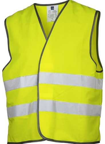 Projob 6703 Vest High-vis CL.2