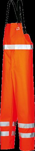 Sioen Amberg Signalisatie Regenbavetbroek-S-Fluo Oranje