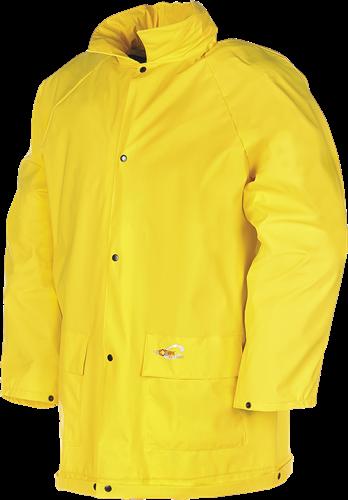 Sioen Dieppe Regenjas-Geel-S