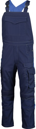 Orcon Russell Capture Identity Duo Amerikaanse Overall-46-Donkerblauw / Korenblauw