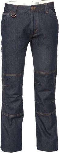 Havep Basic Spijkerbroek-Marineblauw-I28