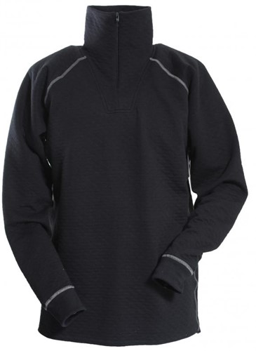 Tranemo T-Shirt 687242-Zwart-XS