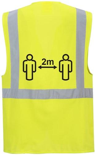Portwest CV76 Social Distancing Exec Vest