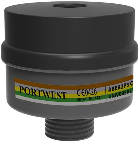 Portwest P976 ABEK2P3 Combi Filter  (4 stuks)