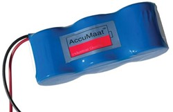 Accupack 4,8v 2200mAh (1/2 D SBS)