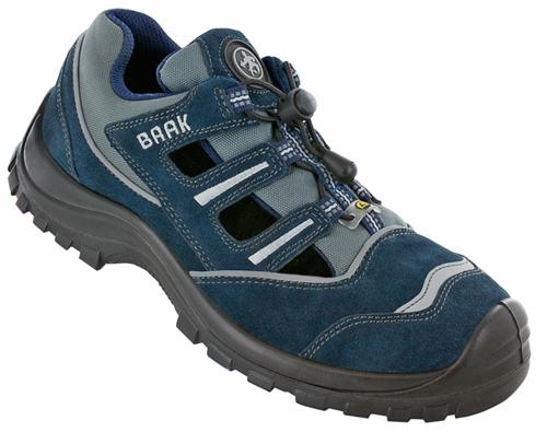 Baak Sports Sneaker Pit 7013 S1P - Blauw