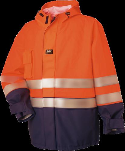 Helly Hansen 70172 Lillehammer Hi-Vis Jacket-Oranje-S
