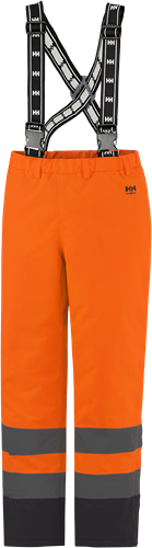 Helly Hansen 70445 Alta Insulated Pants-Oranje-XS