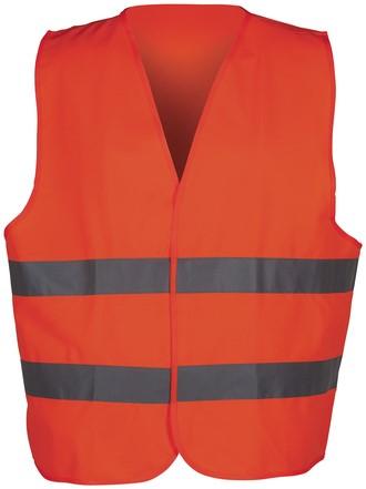 Havep High Visibility Veiligheidsvest-Fluo Oranje