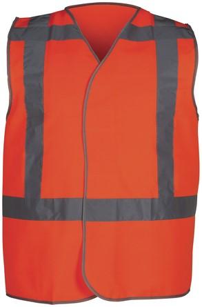 Havep High Visibility Veiligheidsvest RWS-XXL-Fluo Oranje