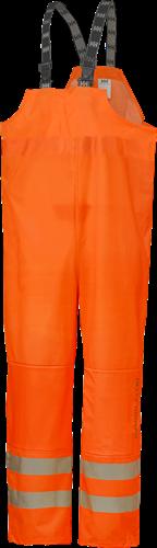 Helly Hansen 70570 Narvik Hi-Vis Regen BIB-Oranje-XS