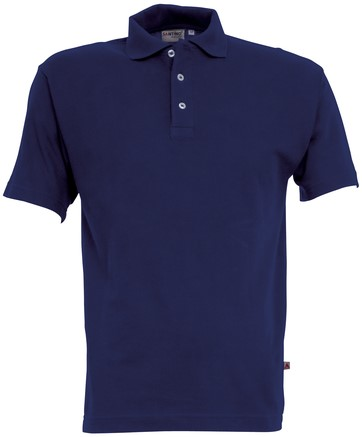 Havep Basic Polo-S-Korenblauw