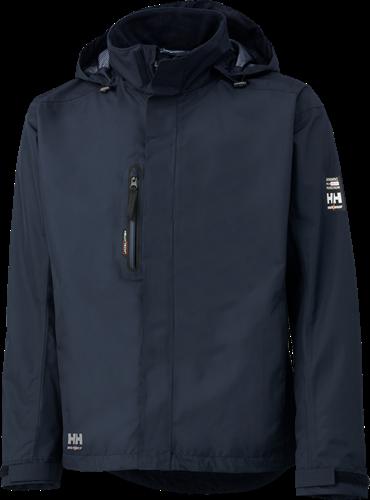 Helly Hansen 71043 Haag Jacket-XS-Marine