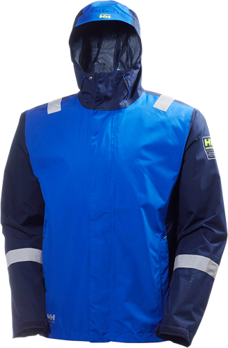 Helly Hansen 71050 Aker Shell Jacket-S-Kobalt
