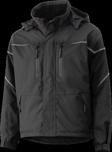 Helly Hansen 71333 Kiruna Jacket-Zwart-XS