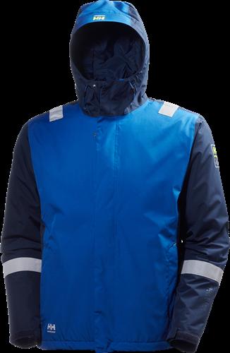 Helly Hansen 71351 Aker Winterjacket-S-Kobalt