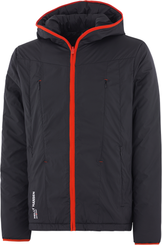 Helly Hansen 71364 Oslo H2 Flow CIS Jacket - Zwart-2