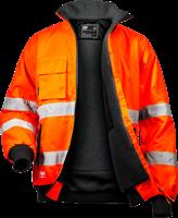 Helly Hansen 71371 Alta Pilot Jacket-Oranje-S-2