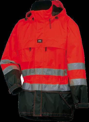 Helly Hansen 71374 Potsdam Jacket-S-Rood/Houtskool