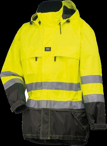 Helly Hansen 71385 Aberdeen Padded Jacket-Geel-XS