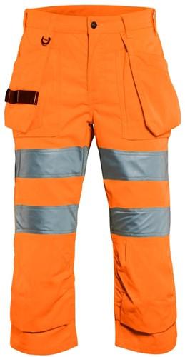 Blaklader 71391811 Dames Piraatbroek High Vis-Oranje-C34