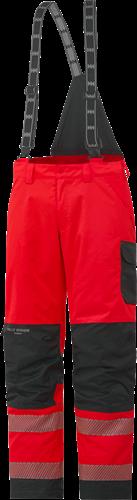 Helly Hansen 71466 York INS Pants CL 2-S-Rood/Houtskool