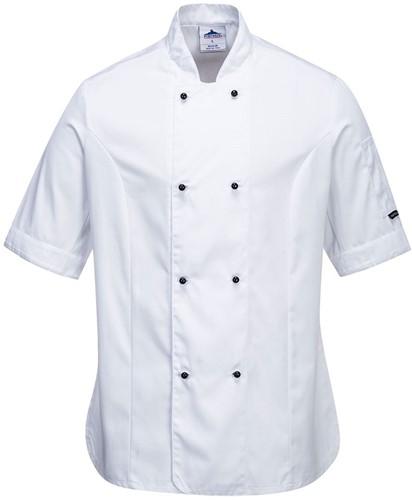 Portwest C737 Rachel Chef Jacket  S/S