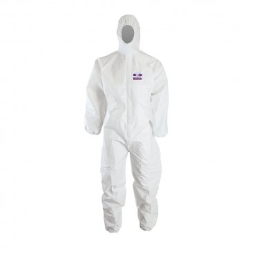 Chemdefend 200 Disposable Overall - Wit