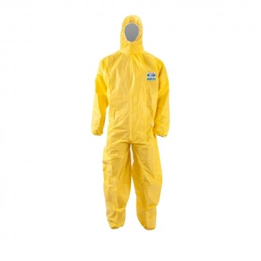 Chemdefend 310 Disposable Overall - Geel