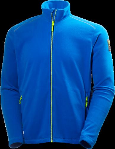 Helly Hansen 72155 Aker Fleece Jacket-S-Kobalt