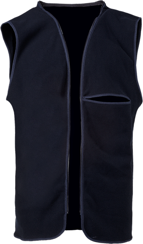 Sioen Royston Vlamvertragende Fleece Voering-S-Marineblauw