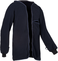 Sioen Watson Vlamvertragende Fleece Voering met mouwen-S-Marineblauw-2