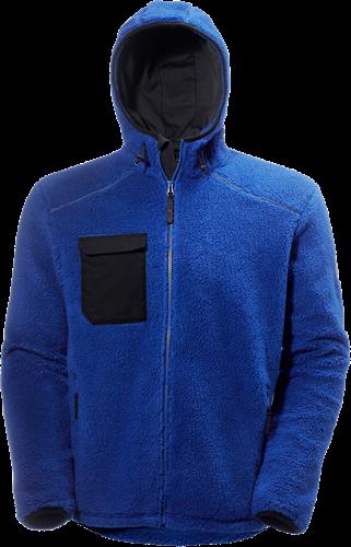 Helly Hansen 72256 Chelsea Pile Jacket-S-Kobalt/Zwart