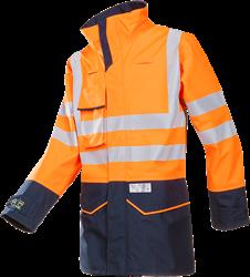 Sioen Orrington Signalisatie Regenjas met ARC bescherming (Kl 1)
