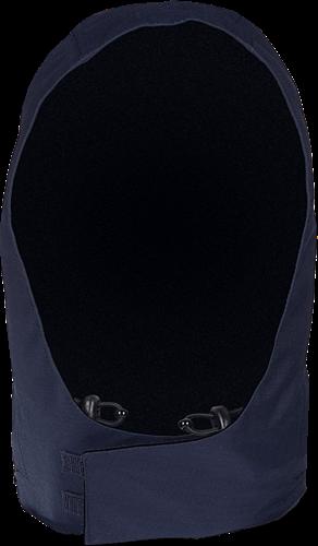 Sioen Barrington Vlamvertragende en Antistatische Regenkap-S-Marineblauw