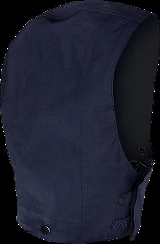 Sioen Barrington Vlamvertragende en Antistatische Regenkap-S-Marineblauw-3