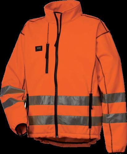 Helly Hansen 74005 Vitoria Jacket-Oranje-S