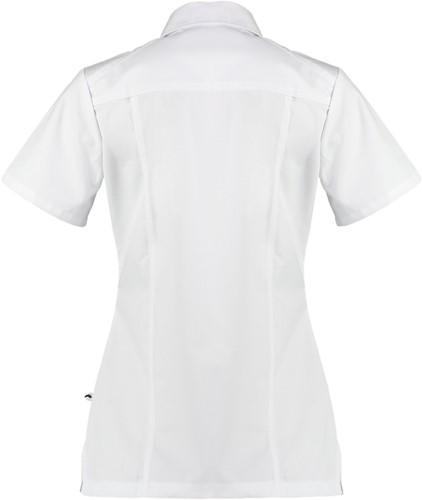 Haen Medisch Trend Line Kara Damesjasje - Wit