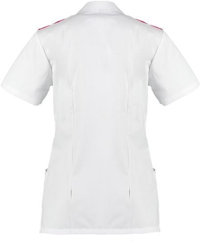 Haen Medisch Trend Line Coco Damesjasje - Wit