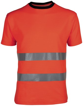 Havep High Visibility T-shirt-S-Fluo-oranje
