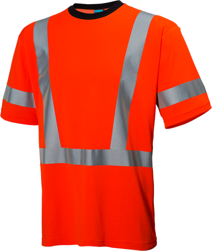 Helly Hansen 75035 Esbjerg T-Shirt-Oranje-S