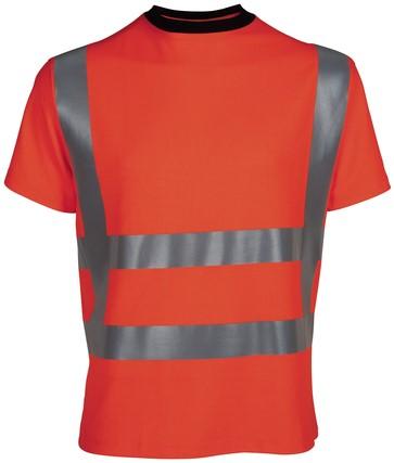 Havep High Visibility T-shirt RWS-S-Fluo-oranje