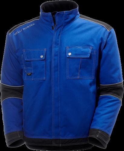 Helly Hansen 76040 Chelsea Jacket-S-Kobalt/Zwart